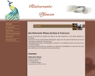 Ristorante Pfauen - Ristorante Pfauen - Home