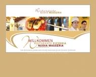 Bild Webseite Nuova Masseria Berlin