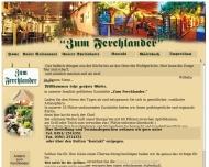 Gaststaette Zum Ferchlander in Magdeburg
