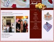 Bild Webseite Konditorei und Cafe Maaß Inh. Silke Zimny Konditorei Dresden