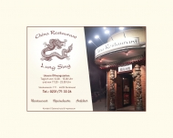 Website Lung-Sing China Restaurant