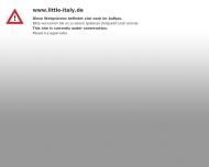 Bild Webseite Gaststätte Restaurant - Little Italy Leipzig