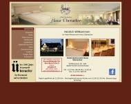 Bild Webseite Haus Überacker Hotel Restaurant Dortmund