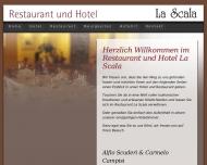 Bild Hotel u. Restaurant La Scala