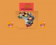 Bild Webseite Café-Restaurant Asmarino Berlin