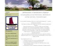 Bild Webseite Gartelmann's Gasthof Bremen