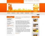 Bild Webseite Kartoffelkiste im Europacenter Berlin