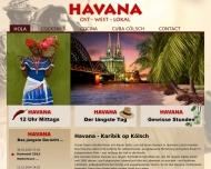 Das Havana K?ln ist Bar und Restaurant mit karibischem Flair - Havana K?ln