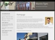 Bild Webseite Maurizio Figaro Reutlingen