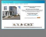 Bild Webseite  Korb