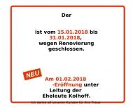 Website Antonius-Grill