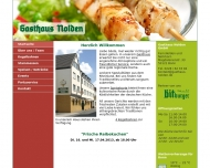 Bild Gaststätte Restaurant - Nolden Gasthaus