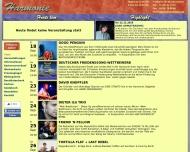 Bild Webseite Harmonie Live-Club Bonn