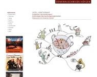 Bild Webseite  Parthenstein