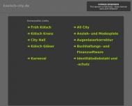 Bild Webseite Kölsch und Altbierhaus Hamburg