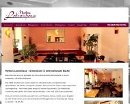 Bild Webseite Mythos Lammhaus Griechisches Restaurant Düsseldorf