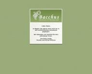 Bild Bacchus-Weinstube Kegelbahn