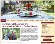 Bild Landgasthof Hotel Hirsch