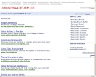 Bild Webseite Aussichtsrestaurant Grunewaldturm Inh. Thomas Bode Berlin