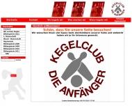 Bild Webseite Keglerheim Eidner Heiko Nürnberg