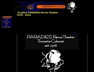 Bild Webseite Paradies Travestie-Cabaret Nürnberg