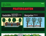 Bild Webseite Prater Garten - Restaurant u. Biergarten Berlin