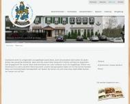 Website Eisenbarth Gastronomie, Inhaber Frank Eisenbarth