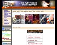 Bild Webseite  Rheinberg
