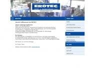 Bild Erotec Draht- und Senkerodieren GmbH