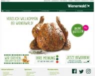 Bild Webseite Wienerwald Restaurant München