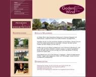 Bild Webseite Gaststätte Restaurant - Goden Wind Bremen
