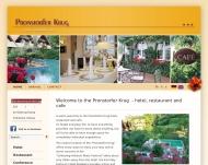 Bild Webseite  Pronstorf