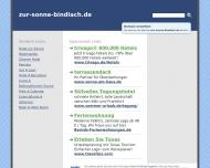 Bild Webseite  Bindlach