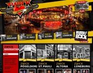 Bild Webseite Gaststätte Restaurant - Zwick am Mittelweg Hamburg