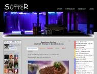 Bild Gasthaus Sutter
