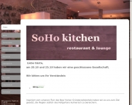 Bild SoHo Kitchen Restaurant Lounge