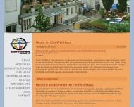 Bild Webseite Dritte Welt Cafe München