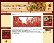 Website Pont Pascha