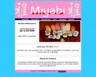 miyabi-sushi.de - - Informationen zum Thema miyabi-sushi