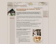 Bild Webseite Rhöner Trachtenstuben Oberelsbach
