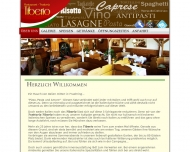 Trattoria Tiberio - Italienisches Restaurant in M?nchen Trudering