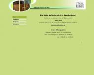 Website Gaststätte Zur Linde