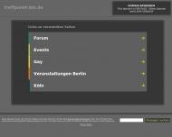 Bild Webseite Treffpunkt Berlin