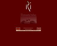 Bild Webseite Italiani Ristorante Stuttgart