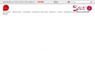 Bild Webseite  Hörnum