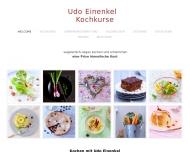 Bild Webseite Gaststätte Restaurant - Abendmahl Berlin