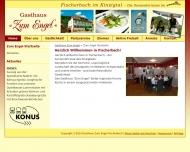 Bild Webseite  Fischerbach