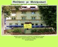 Bild Gaststätte Restaurant - Gasthaus zu Melchendorf