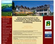 Bild Webseite  Demerath