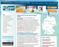 Bild Henry Hoppe GmbH Fußbodenbau und Doppelbodenbau